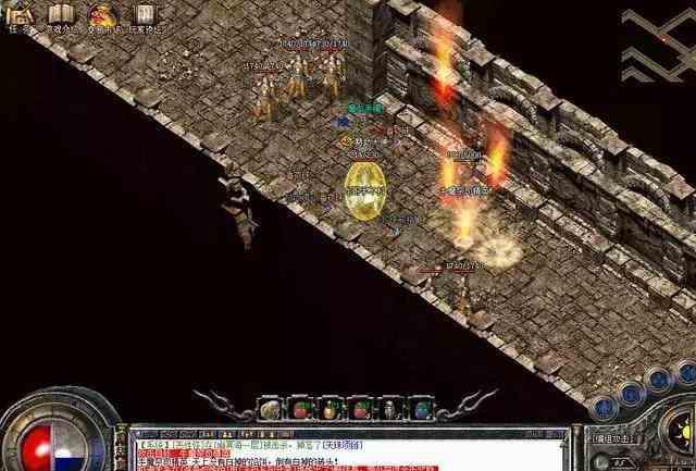 传奇暗黑沉默版本攻略里战士在游戏中确实很强
